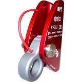 ISC RP203 mini tauklemme med fast aksel 10,5-13mm