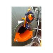 Honor Safety  Rescue Slide - Konfigurterbart sikkerhetssett med fallblokkvinsj for tankinspeksjon og redning