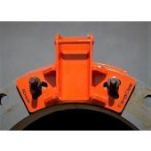 Honor Safety flange clamp - Flenseklemme for tankinspeksjon, arbeid og redning