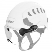 Heightec DUON klar visir - Heightec DUON helmet visor clear