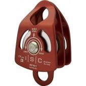 ISC  RP061 liten dobbel prusik trinse aluminium