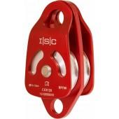 ISC RP700 Dobbel redningstrinse med enveiskulelager