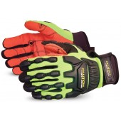 Superior Glove Clutch Gear® Anti-Impact Oilfield Glove with Armortex® Palms