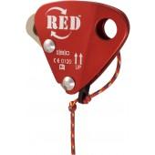 ISC RED løpebrems m/trykknapp og snor