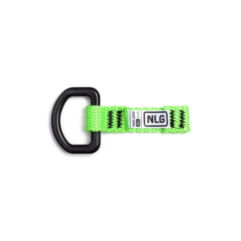 NLG Non-Conductive D Ring Tool Tether