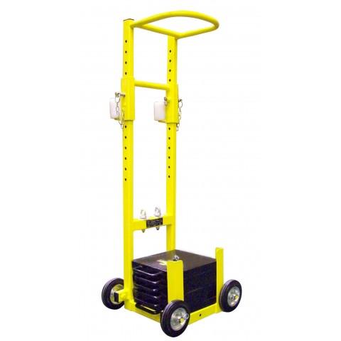 ISC DW100 Dødvektstralle / Deadweight Trolley