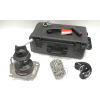 """Lokhead Winch Full Boxed Kit (Including winch, case, 10"""" winch handle, plate, s ling w/karabiner, drill adaptor and lever)"""